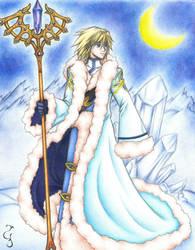 Fai: Wizard of Ceres by Fenrisfang