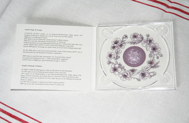 Commission: Satoshi Osawa CD by Fenrisfang