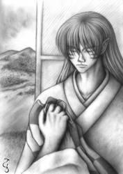 Sesshoumaru: Remembrance by Fenrisfang