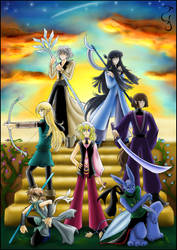 7 Angels, 7 Sinners by Fenrisfang
