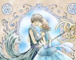 Syaoran Sakura: Beyond the Sky by Fenrisfang