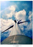 Wind Turbine. by MellyBaldin