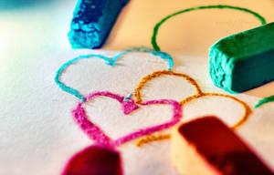Hearts. by MellyBaldin