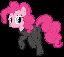Pinkie Pie in latex #2 by alexiy777