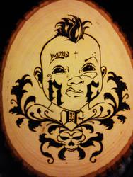 Gangsta Baby by sevasuno