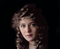 Mary Pickford by TheEclecticOne
