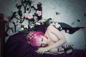 Sleeping Beauty by MariannaInsomnia