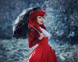 Madam Red by MariannaInsomnia