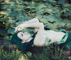 Mermaid's Song by MariannaInsomnia