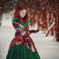 Snowfall by MariannaInsomnia