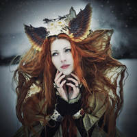 Owl by MariannaInsomnia