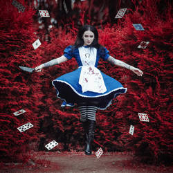 Alice: Madness Returns by MariannaInsomnia