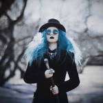 La Muerte by MariannaInsomnia