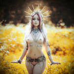 Sol by MariannaInsomnia