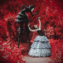 Puppet Master by MariannaInsomnia