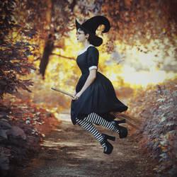 Witchsona by MariannaInsomnia