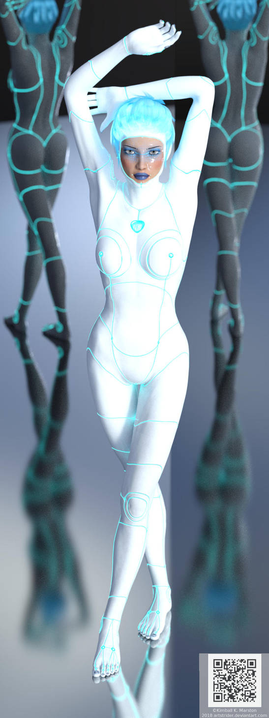 Android Concept by artstrider