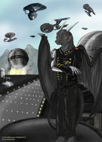 :Commission: The Cornel by StarlightsMarti