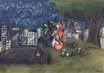 5 Years of Love by StarlightsMarti