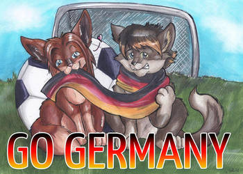 Go Germany? by StarlightsMarti