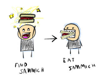 SAMMICHES by D1st0rtedFate