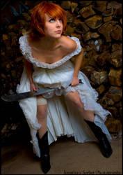 Murderous Bride by JonnyBalls