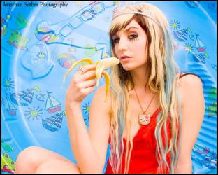 Banana Queen by JonnyBalls
