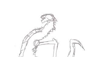 Sketch A Dragon by Woodardboys