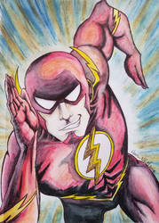 The Flash by HeatherNRM
