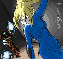 SA-X: Horrific Survival by KazenoSylva