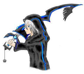 Final Fantasy XIII Riku by SilverKuma
