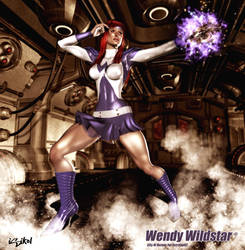 Wendy Wildstar by isikol by terrafan02