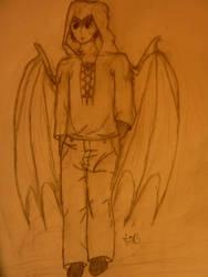 Dragon Boy by annesocool