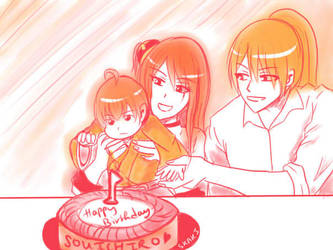Okikagu week Future by Skaki-chan