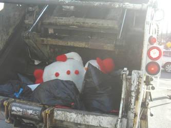 Trash Day by Tracksidegorilla1