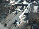 Poughkeepsie Train Station by Tracksidegorilla1
