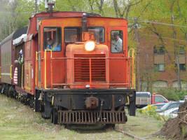 Catskill Mountain Railroad 44 Tonner #42 by Tracksidegorilla1