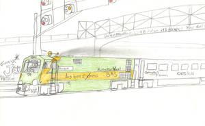 Big Ben Express HSD-9P BAS by Tracksidegorilla1