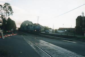 Conrail C36-7 #6561 by Tracksidegorilla1