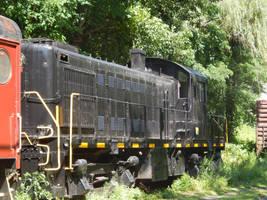 Catskill Mountain Railroad RS-1 #400 by Tracksidegorilla1