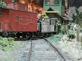 Mink Hollow Jct by Tracksidegorilla1