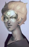 Steven Universe: Peridot by GRAVEWEAVER