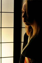Kimono in Shadows 2 by Salemburn