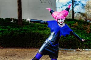 Jinx-Teen Titans by Crazy-J19