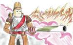Banana Guard Expeditionary Trooper (4/7) by Medjoe