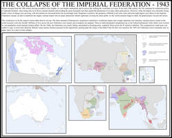Collapse of the Imperial Federation - 1943 by AP246