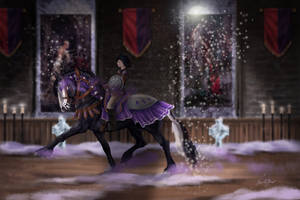Under the Starlight | Freestyle Show Entry by Aliennor