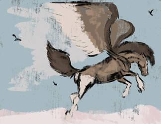 Nog Gets Her Wings Back by Aliennor