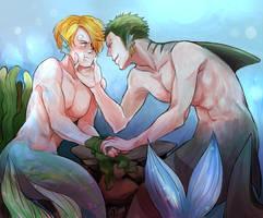 Caught by the Shark by Yuushishio