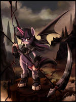 The Soul Hunter by ponyKillerX